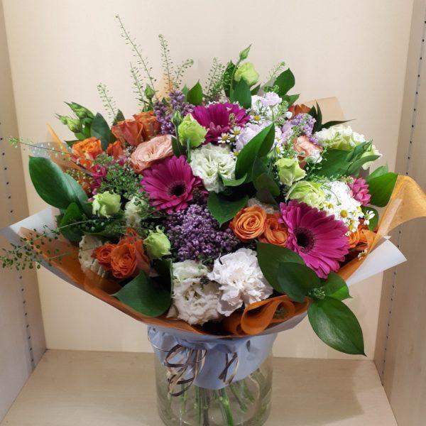Большой букет цветов M054