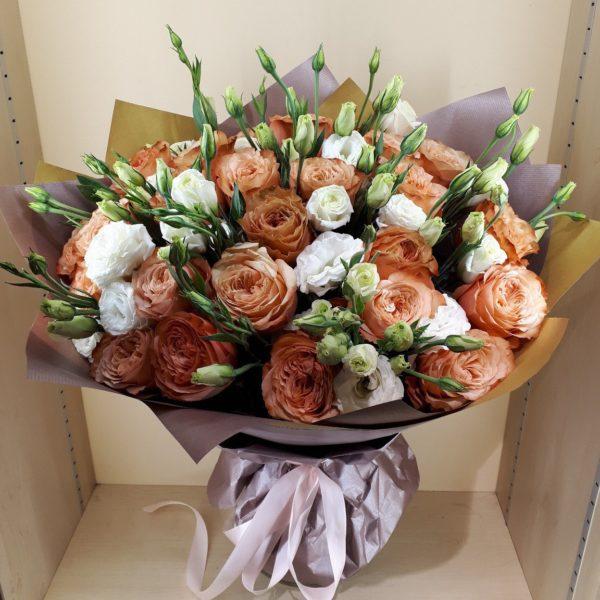 Большой букет цветов M052