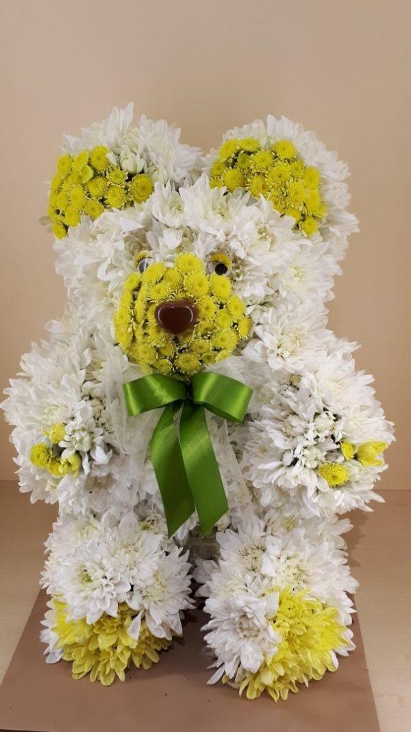 Букет из кустовой хризантемы