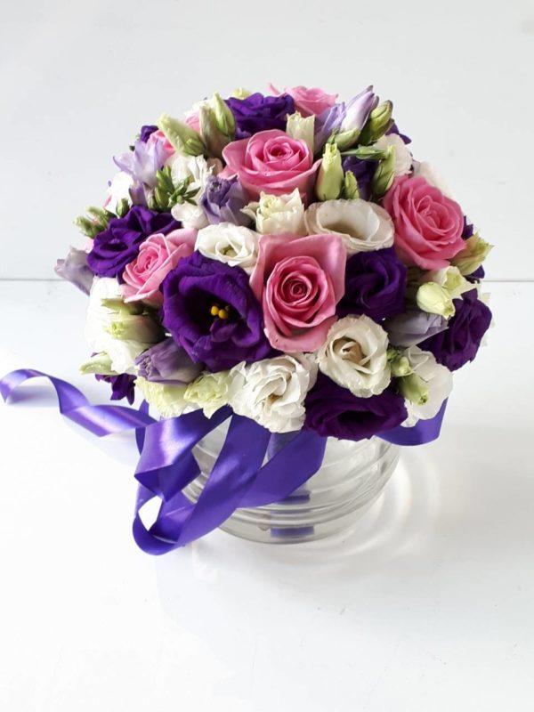 Букеты роз M305